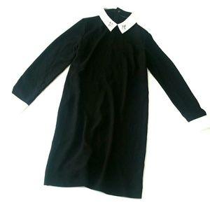 Victoria Beckman for Target Black Dress